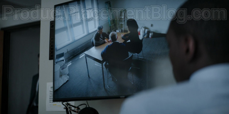Vizio TV in Defending Jacob (1)