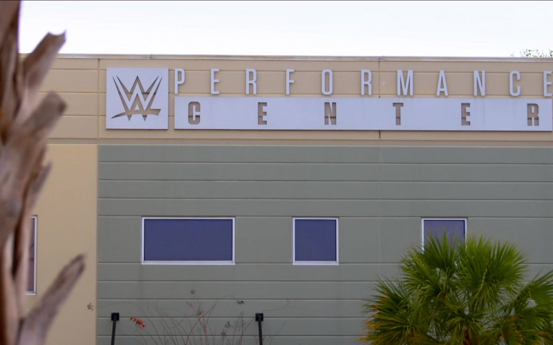 WWE Performance Center in The Big Show Show S01E08 (1)
