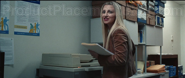 Xerox Printer Used by Annaleigh Ashford in Bad Education (1)