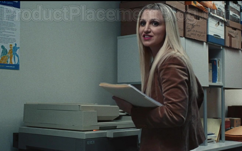 Xerox Printer Used by Annaleigh Ashford in Bad Education (1)