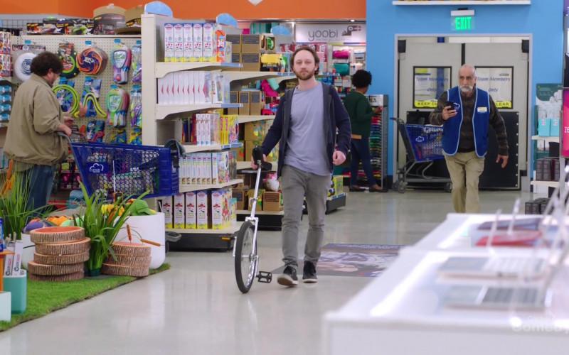 Yoobi in Superstore S05E20 Customer Safari (2020)