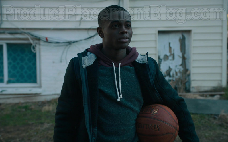 Actor Holding Spalding Basketball in Billions S05E04 Opportunity Zone (2020)