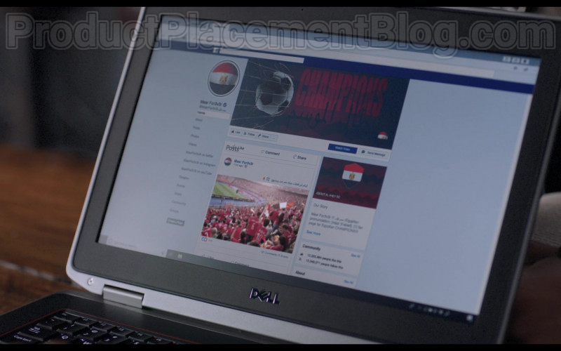 Actor Using Dell Laptop in Ramy S02E08 Frank TV Show (1)