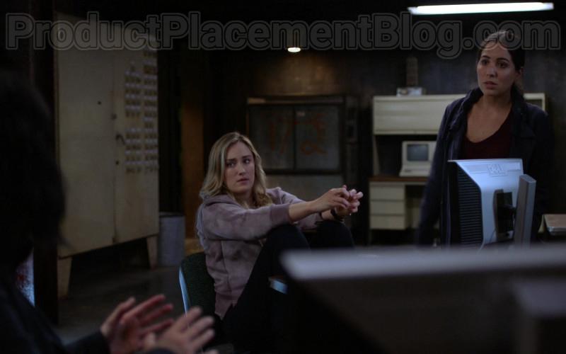 Actors Using Dell Computer Monitors in Blindspot S05E03 TV series (1)