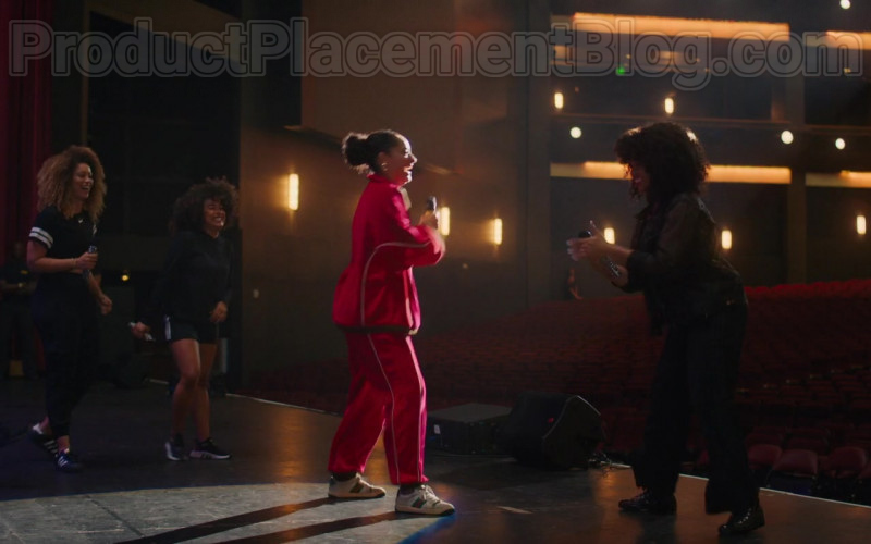 Actress Tracee Ellis Ross Wearing Gucci Sneakers in The High Note (2020) Movie