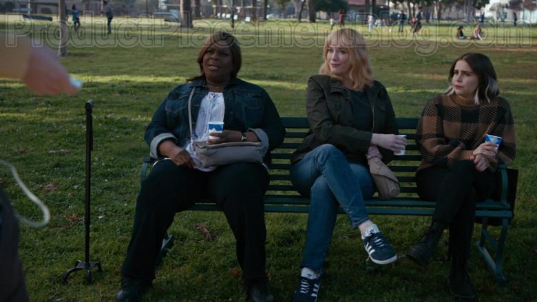 Adidas Shoes of Christina Hendricks as Beth Boland in Good Girls TV Series (3)
