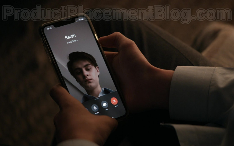 Apple FaceTime Video Telephony App in Defending Jacob S01E07