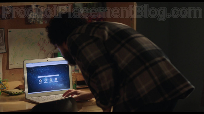 Apple MacBook Air Laptop Used by Ramy Youssef in Ramy S02E02 TV Show