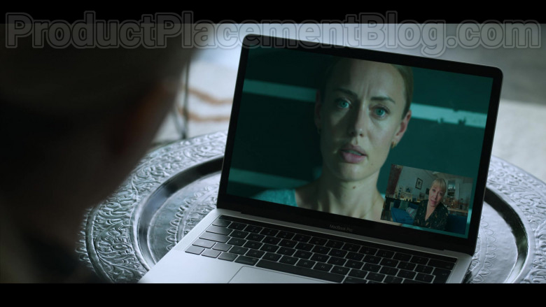 Apple MacBook Pro Laptop Used by Actress in White Lines TV Show [Episode 3, 2020] (2)