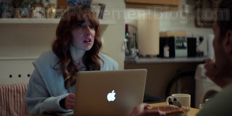 Apple MacBook Pro Laptop Used by Esther Smith in Trying S01E08 We Know the Way Out (2020)