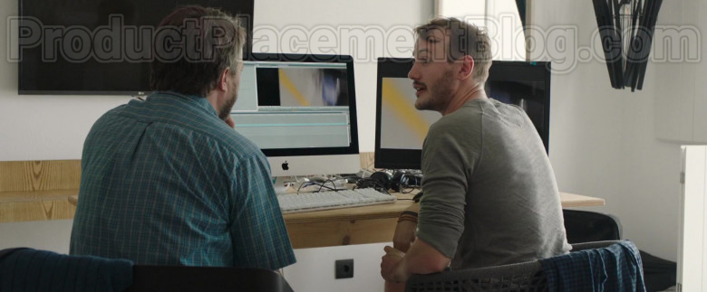 Apple iMac Computer in Greed (2019)