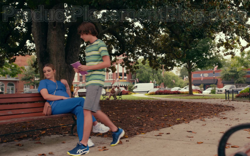 Asics Men's Solution Speed FF Tennis Shoes of Logan Allen as Kyle Townsend in Sweet Magnolias S01E03 Netflix TV Show (1)