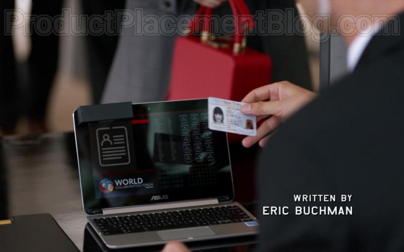 Asus Laptop in Blindspot S05E02 (1)