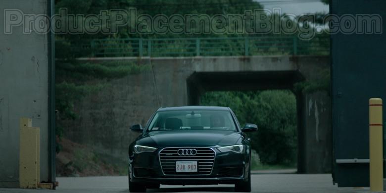 Audi A6 Car Driven by Chris Evans in Defending Jacob S01E05 (1)