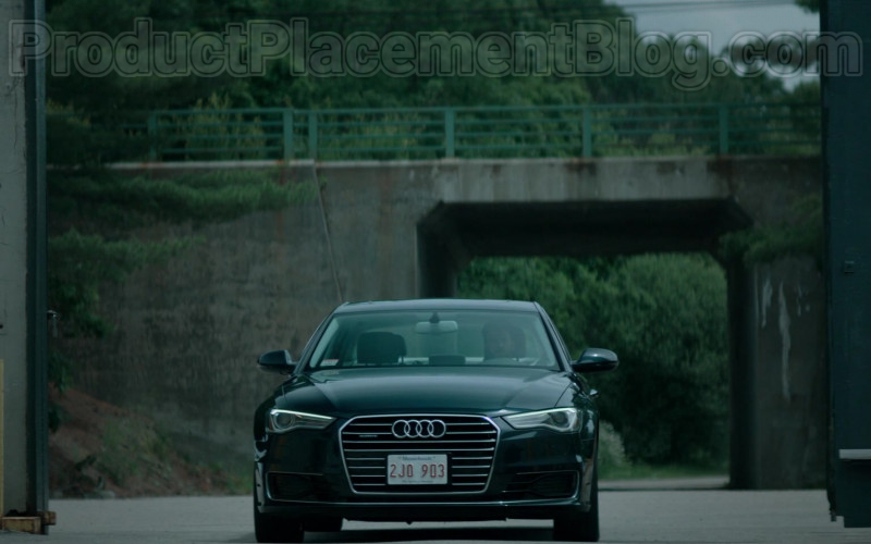 Audi A6 Car Driven by Chris Evans in Defending Jacob S01E05 (1)