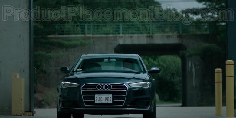 Audi A6 Car Driven by Chris Evans in Defending Jacob S01E05 (2)