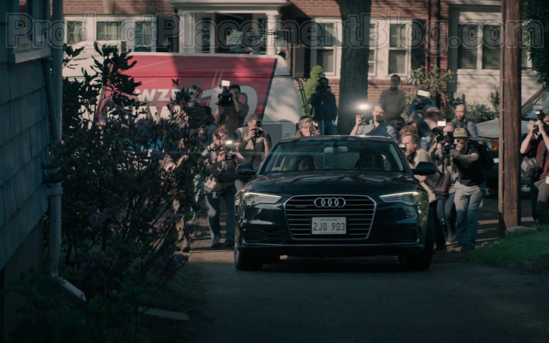 Audi A6 Car in Defending Jacob S01E08 TV Series (1)