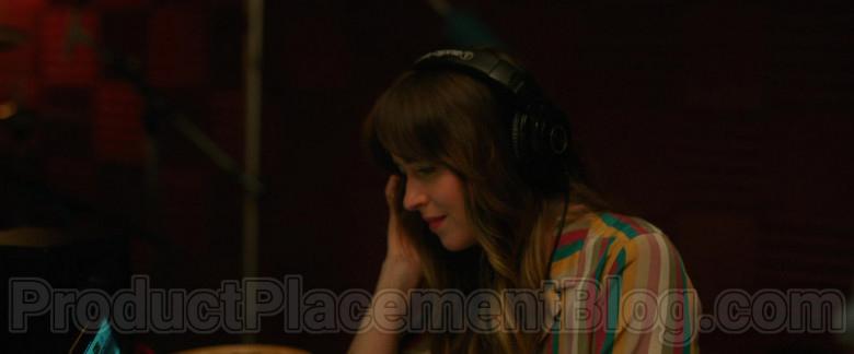 Audio-Technica Headphones of Dakota Johnson in The High Note (2020)