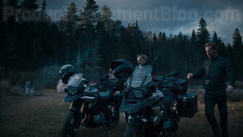 BMW Motorcycles Used by Damian Lewis and David Costabile in Billions S05E01 (1)