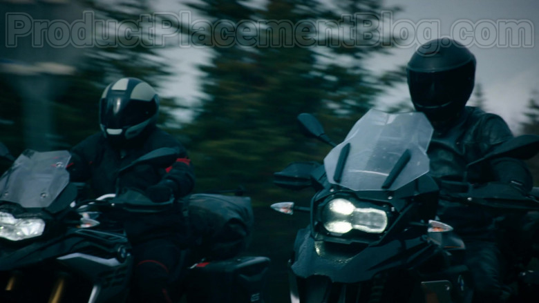 BMW Motorcycles Used by Damian Lewis and David Costabile in Billions S05E01 (2)