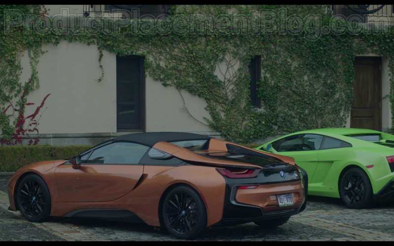 BMW i8 Car in Ramy S02E04 Miakhalifa.mov (2020)