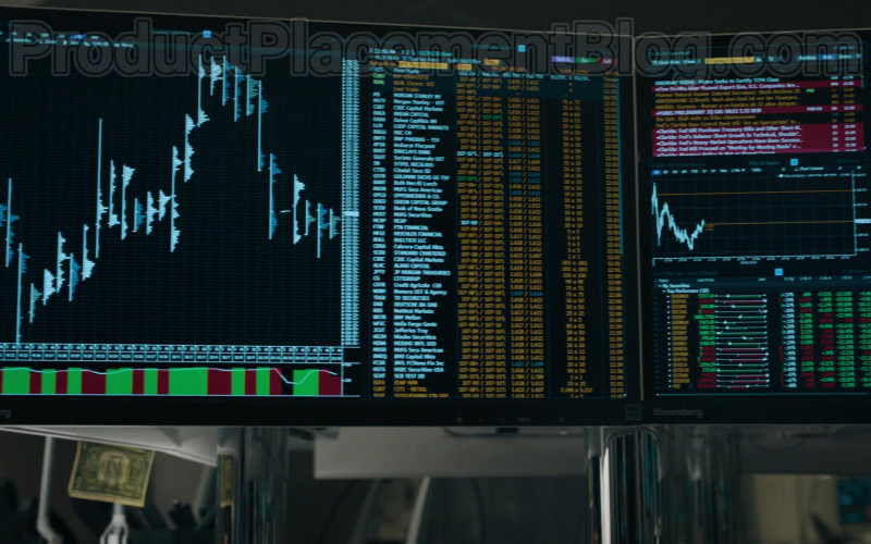 Bloomberg Terminal Monitors in Billions S05E02 The Chris Rock Test (2020)