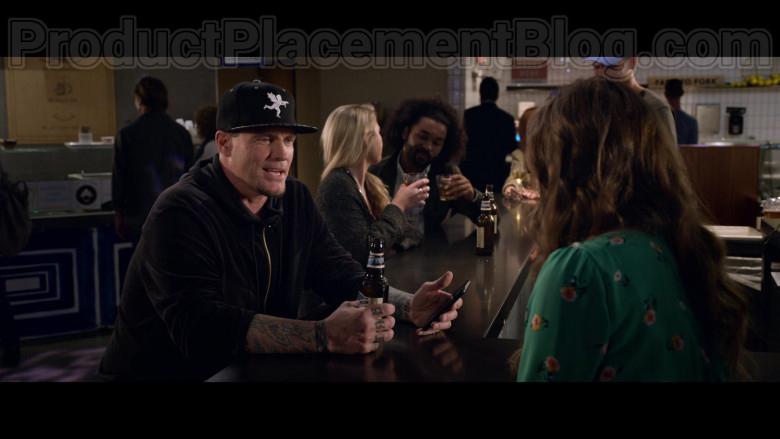 Blue Moon Beer Enjoyed by Vanilla Ice (Rob Van Winkle) in The Wrong Missy Movie by Netflix (4)