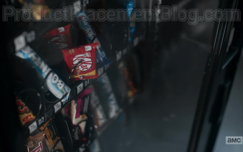 Bounty, Kit Kat & Milky Way Chocolate Bars in Killing Eve S03E06 End of Game (2020)