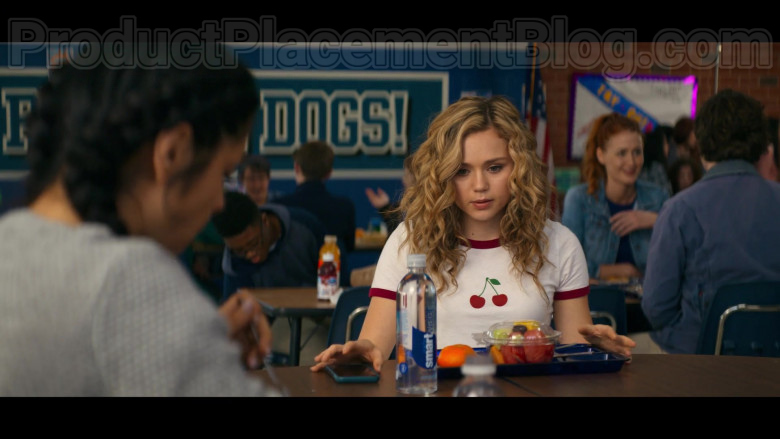Brec Bassinger as Courtney Whitmore Enjoying Smartwater Water in Stargirl S01E01 TV Show by CW (1)