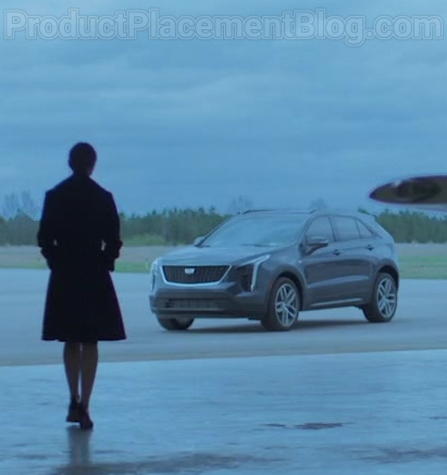 Cadillac XT4 Car in Inheritance (2020)