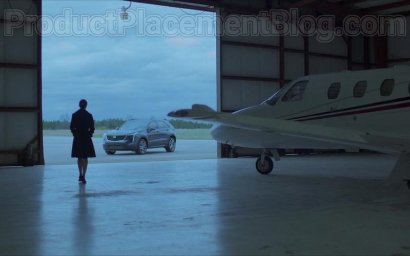 Cadillac XT4 Car in Inheritance (2020)