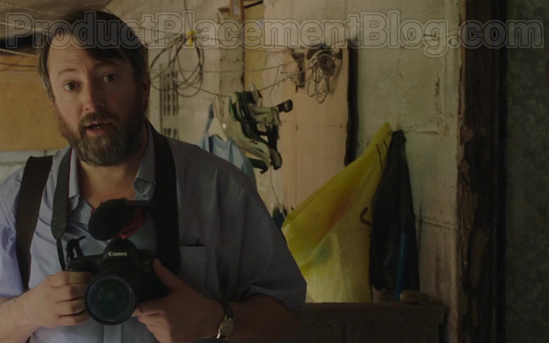 Canon EOS Photography Camera Used by David Mitchell as Nick in Greed (3)