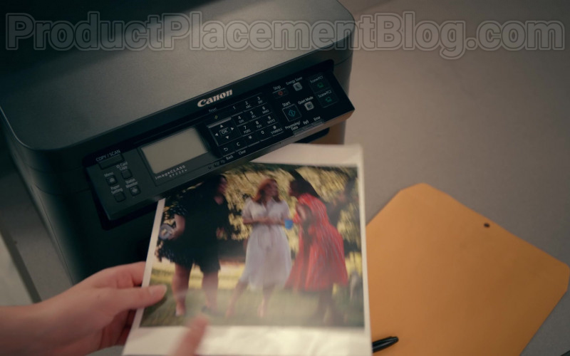 Canon Printer in Sweet Magnolias S01E02 A United Front (2020)