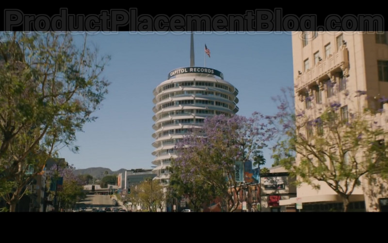 Capitol Records in The High Note (2019)
