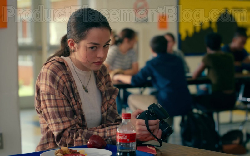 Cast Members Enjoying Coca-Cola Soda Drinks in Sweet Magnolias S01E02 Netflix TV Show (3)