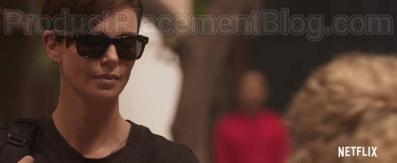 Charlize Theron Wearing Oliver Peoples Sunglasses in The Old Guard 2020 Movie by Netflix (1)
