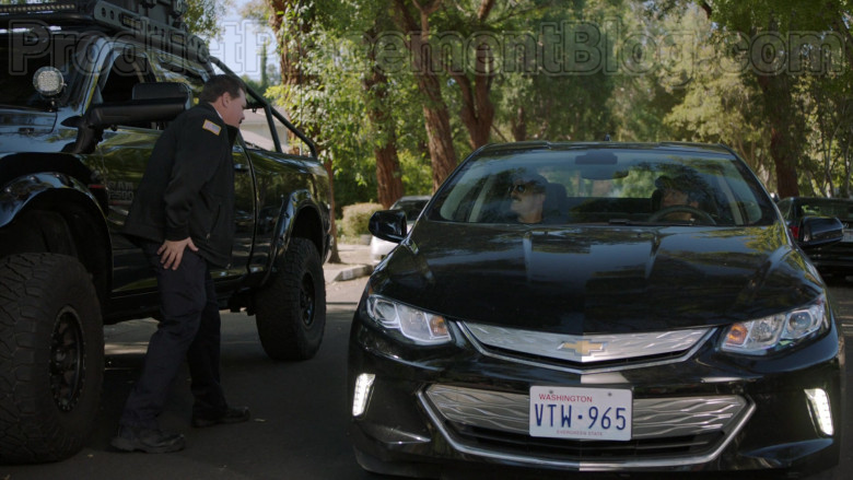 Chevrolet Car in Tacoma FD S02E06 The C-Team (2)