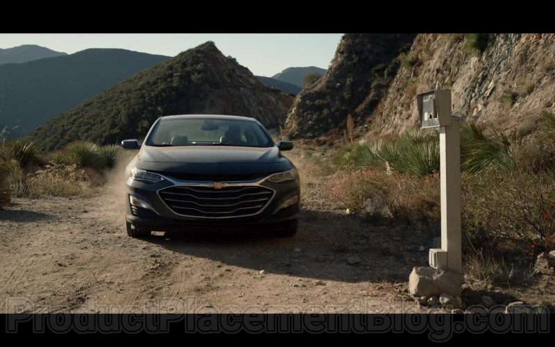 Chevrolet Malibu Car in Space Force S01E01 TV Show (1)