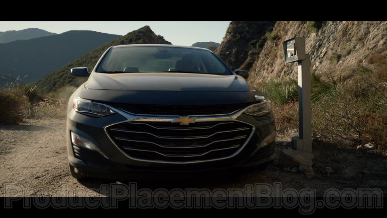 Chevrolet Malibu Car in Space Force S01E01 TV Show (2)