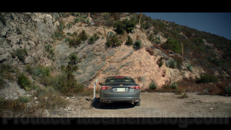 Chevrolet Malibu Car in Space Force S01E01 TV Show (3)