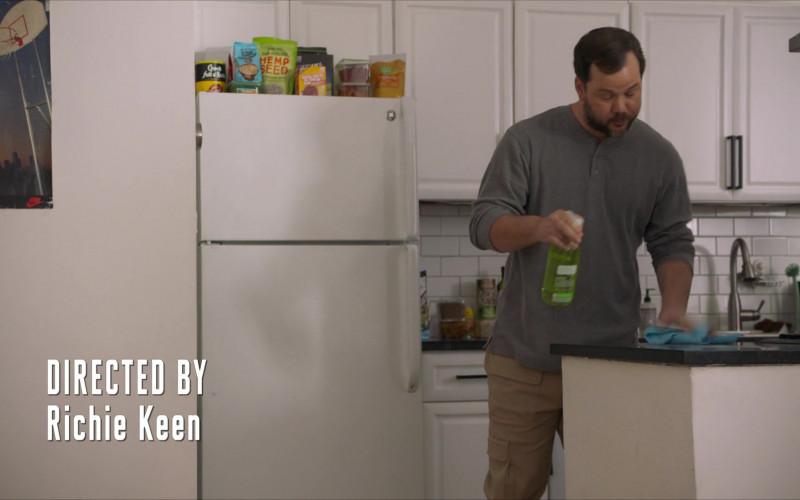 Chock full o'Nuts and Trader Joe's Raw Shelled Hemp Seed in The Last O.G. S03E07