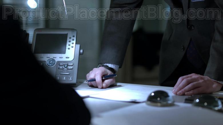 Cisco Phone in Blindspot S05E01 I Came to Sleigh (2020)
