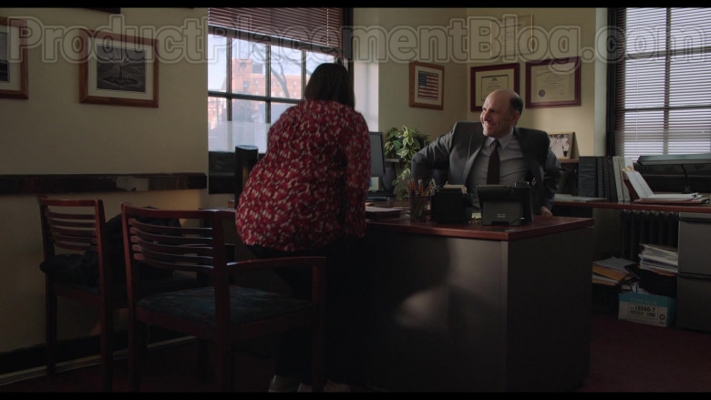 Cisco Phone in Ramy S02E06 They (2020)