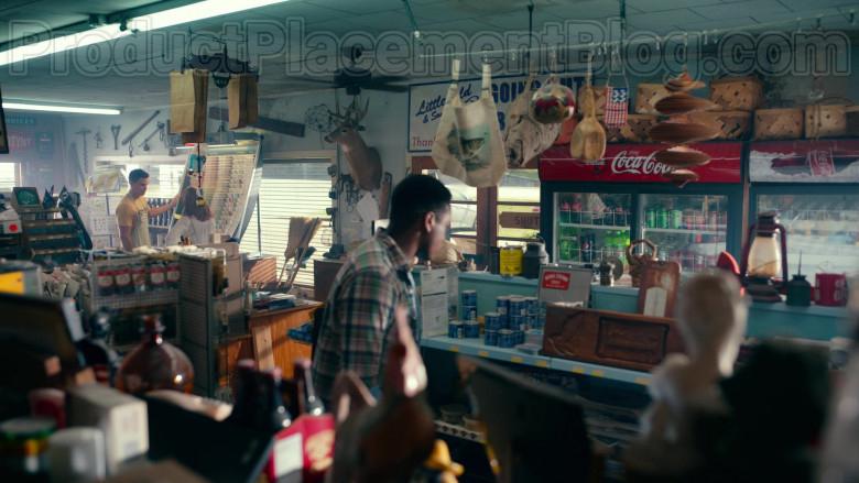 Coca-Cola Refrigerators in Sweet Magnolias S01E03 Netflix Original TV Series (1)