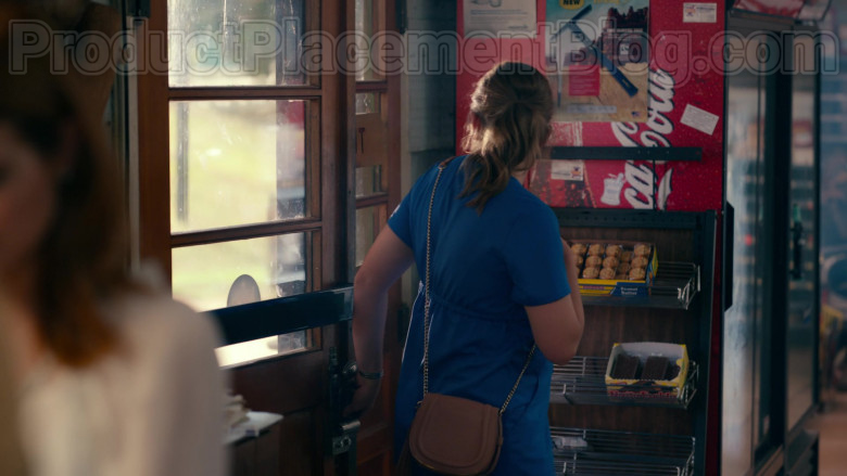Coca-Cola Refrigerators in Sweet Magnolias S01E03 Netflix Original TV Series (2)