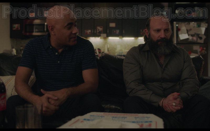 Coca-Cola Soda Bottle in Ramy S02E09 Uncle Naseem (2020)
