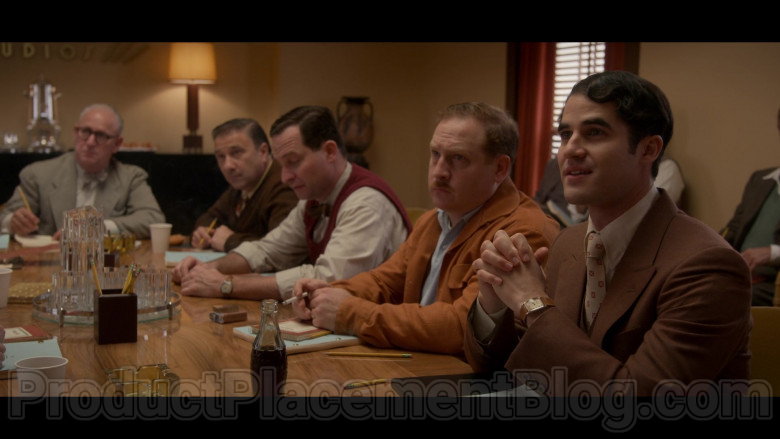 Coca-Cola Soda Enjoyed by Darren Criss in Hollywood TV Show (1)