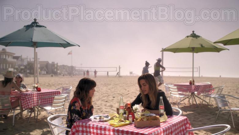 Coca-Cola Soda Enjoyed by Natalie Morales & Linda Cardellini in Dead to Me S02E06 (7)