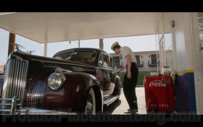 Coca-Cola Soda Refrigerator in Hollywood TV Series (2)