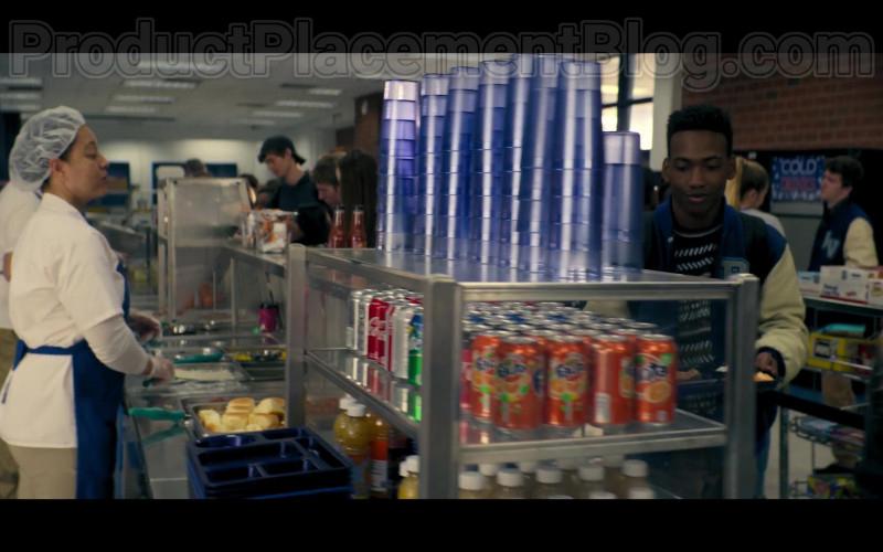 Coca-Cola, Sprite & Fanta in Stargirl S01E02 S.T.R.I.P.E. (2020)